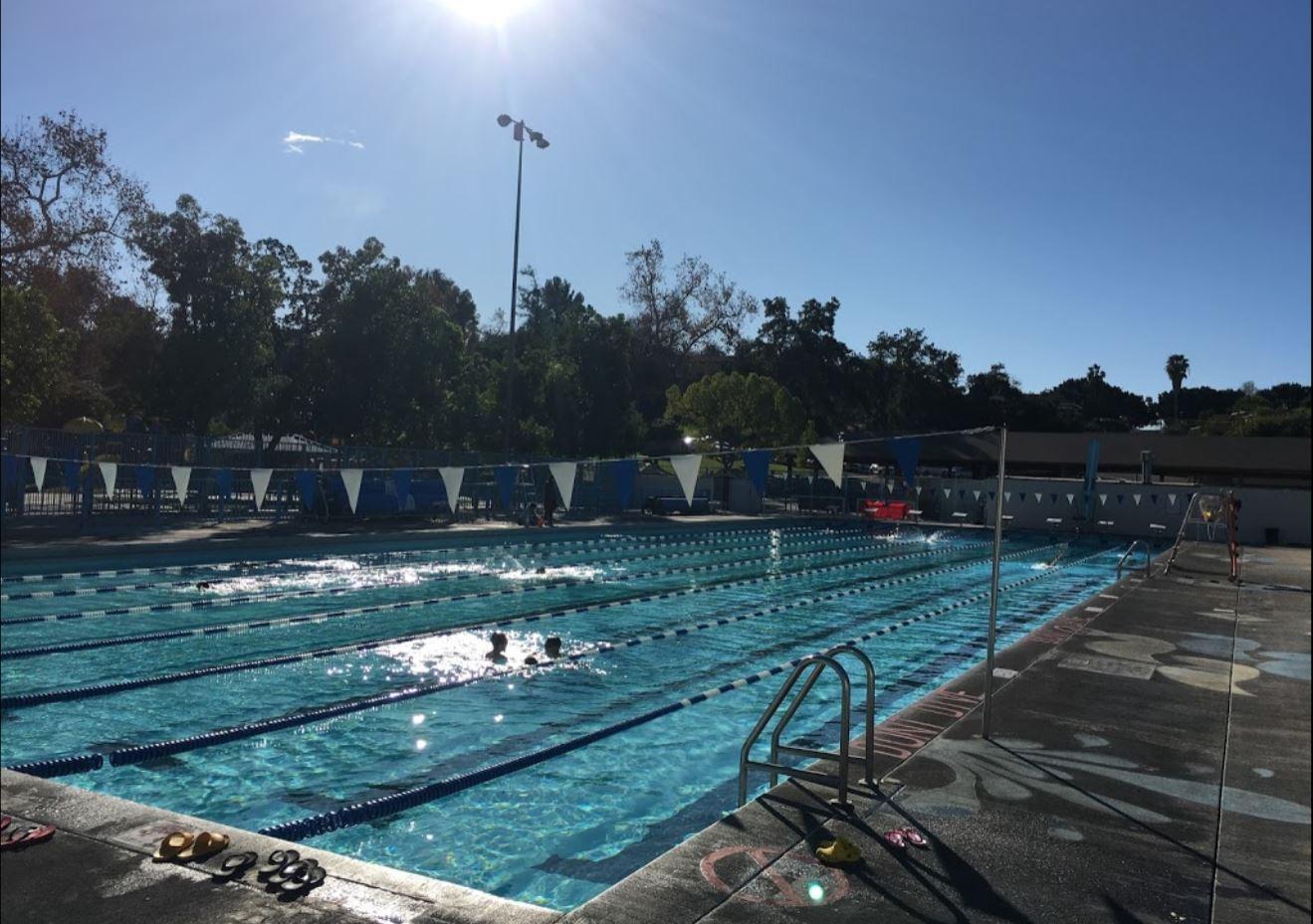 Barnes Park Pool